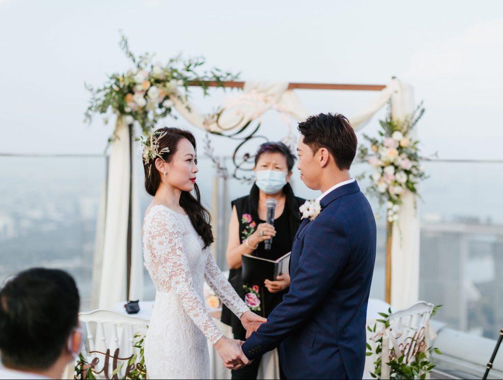 Solemnisation Ceremony Wedding Singapore